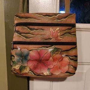Anuschka crossbody bag